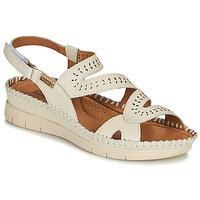 Schoenen Dames Sandalen / Open schoenen Pikolinos ALTEA W7N Wit