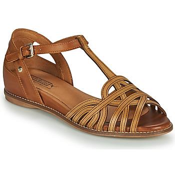 Schoenen Dames Sandalen / Open schoenen Pikolinos TALAVERA W3D Honing