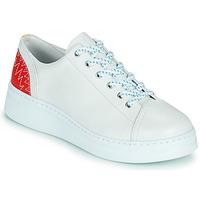 Schoenen Dames Lage sneakers Camper RUNNER UP Wit / Rood