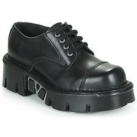 Schoenen Derby New Rock M-NEWMILI03-C3 Zwart