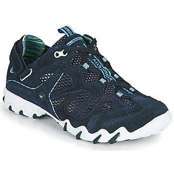 Schoenen Dames Lage sneakers Allrounder by Mephisto NIWA Blauw