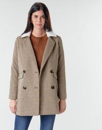 Textiel Dames Wind jackets Deeluxe PAULETTE Beige