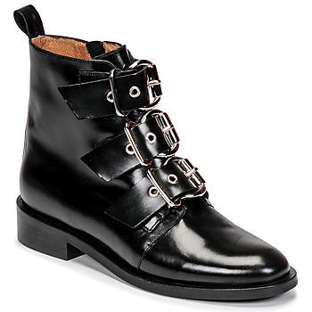 Schoenen Dames Laarzen Jonak DIRCE BIS Zwart