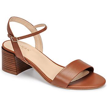 Schoenen Dames Sandalen / Open schoenen Jonak ANKER Brown