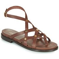 Schoenen Dames Sandalen / Open schoenen Jonak WHITNEY Brown
