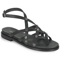 Schoenen Dames Sandalen / Open schoenen Jonak WHITNEY Zwart