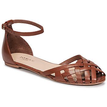Schoenen Dames Sandalen / Open schoenen Jonak DOO Brown