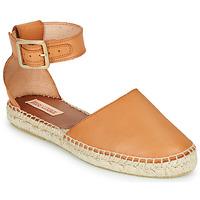 Schoenen Dames Sandalen / Open schoenen Pare Gabia VP BUCKLE  camel