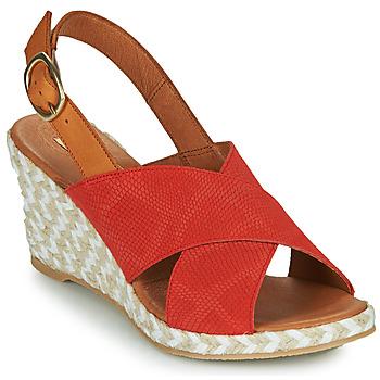 Schoenen Dames Sandalen / Open schoenen Pare Gabia NAMEE Orange