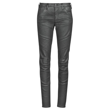 Textiel Dames Skinny Jeans G-Star Raw 5620 Custom Mid Skinny wmn Dk / Aged / Cobler