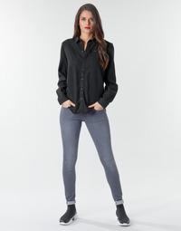 Textiel Dames Skinny Jeans G-Star Raw Lynn d-Mid Super Skinny Wmn Medium / Aged