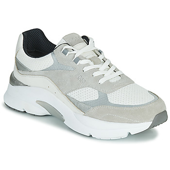 Schoenen Heren Lage sneakers BOSS Ardical_Runn_mx 10214592 Wit