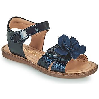 Schoenen Meisjes Sandalen / Open schoenen Bisgaard AGNES Marine