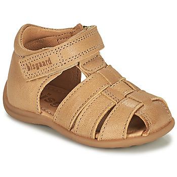 Schoenen Kinderen Sandalen / Open schoenen Bisgaard CARLY Beige