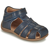 Schoenen Kinderen Sandalen / Open schoenen Bisgaard CARLY Marine