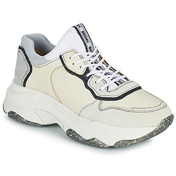 Schoenen Dames Lage sneakers Bronx BAISLEY Wit