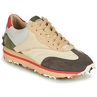 Schoenen Dames Lage sneakers Bronx MA TRIXX Grijs / Brown / Groen