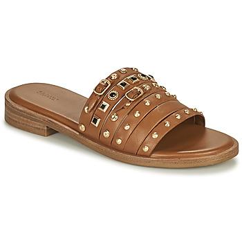 Schoenen Dames Sandalen / Open schoenen Bronx THRILL Brown / Goud