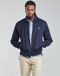Textiel Heren Wind jackets Lacoste KANNA Marine