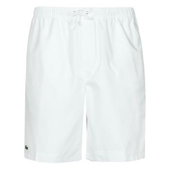 Textiel Heren Korte broeken / Bermuda's Lacoste SHOSTA Wit