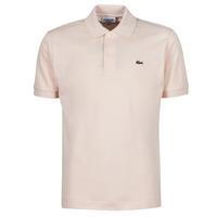 Textiel Heren Polo's korte mouwen Lacoste POLO CLASSIQUE L.12.12 Roze
