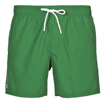 Textiel Heren Zwembroeken/ Zwemshorts Lacoste POTTA Groen