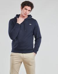 Textiel Heren Sweaters / Sweatshirts Lacoste TOTTA Marine