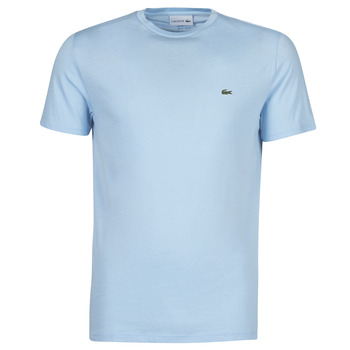 Textiel Heren T-shirts korte mouwen Lacoste ALFED Blauw