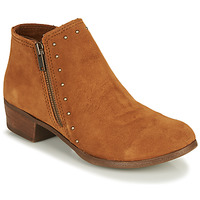 Schoenen Dames Laarzen Minnetonka BRIE BOOT Brown