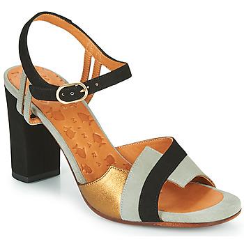Schoenen Dames Sandalen / Open schoenen Chie Mihara Bega Zwart / Grijs