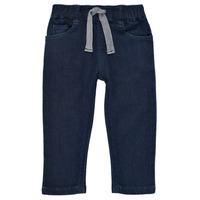 Textiel Jongens Skinny jeans Petit Bateau MILET Blauw