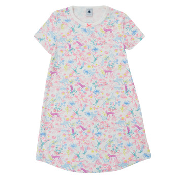 Textiel Meisjes Pyjama's / nachthemden Petit Bateau MARTINE Multicolour