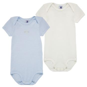 Textiel Jongens Pyjama's / nachthemden Petit Bateau A00AM-00 Multicolour