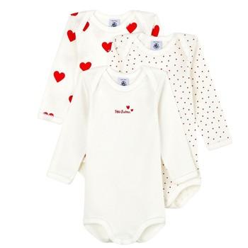 Textiel Meisjes Pyjama's / nachthemden Petit Bateau A00BC-00 Multicolour