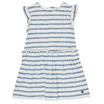 Textiel Meisjes Korte jurken Petit Bateau MILANAIS Multicolour