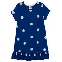 Textiel Meisjes Korte jurken Petit Bateau MALICETTE Marine
