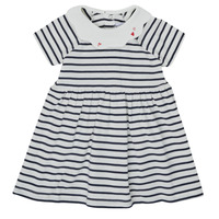 Textiel Meisjes Korte jurken Petit Bateau MEGHANE Multicolour