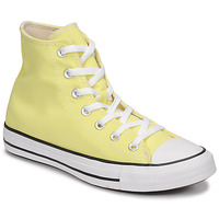 Schoenen Dames Hoge sneakers Converse CHUCK TAYLOR ALL STAR SEASONAL COLOR HI Geel