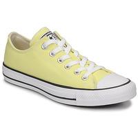 Schoenen Dames Lage sneakers Converse CHUCK TAYLOR ALL STAR SEASONAL COLOR OX Geel