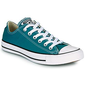 Schoenen Dames Lage sneakers Converse CHUCK TAYLOR ALL STAR SEASONAL COLOR OX Blauw