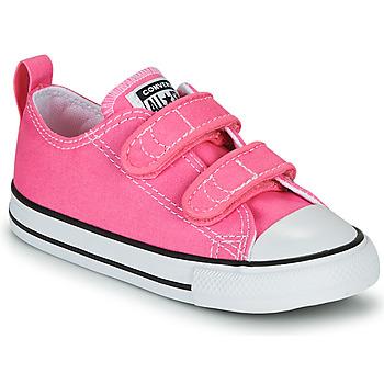 Schoenen Meisjes Lage sneakers Converse CHUCK TAYLOR ALL STAR 2V  OX Roze