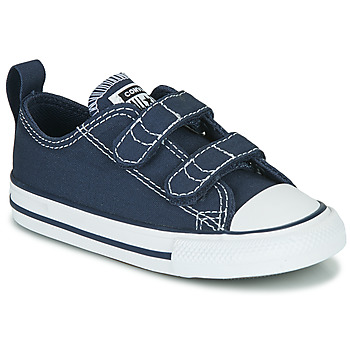 Schoenen Kinderen Lage sneakers Converse CHUCK TAYLOR ALL STAR 2V  OX Blauw