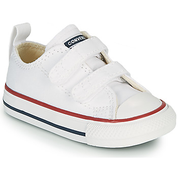 Schoenen Kinderen Lage sneakers Converse CHUCK TAYLOR ALL STAR 2V FOUNDATION OX Wit