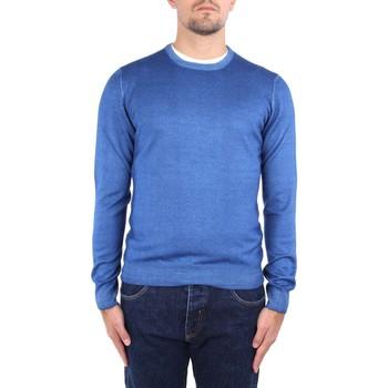Textiel Heren Truien La Fileria 22792 55167 Blue