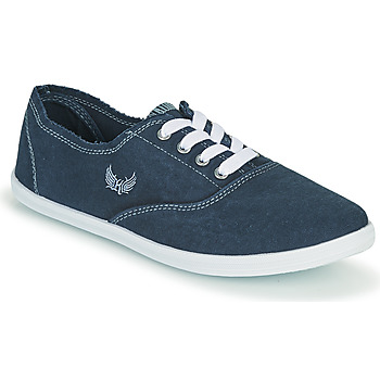 Schoenen Dames Lage sneakers Kaporal DESMA Blauw