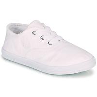 Schoenen Meisjes Lage sneakers Kaporal DESMA Wit