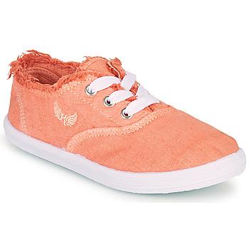 Schoenen Meisjes Lage sneakers Kaporal DESMA Corail