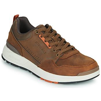 Schoenen Heren Lage sneakers Skechers FAIRLINE Brown