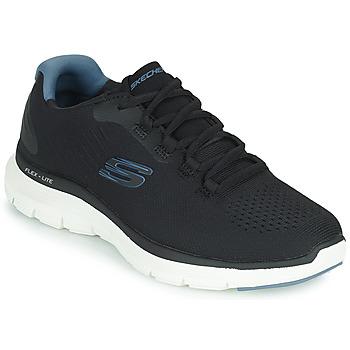 Schoenen Heren Lage sneakers Skechers FLEX ADVANTAGE 4.0 Zwart