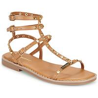 Schoenen Dames Sandalen / Open schoenen Les Tropéziennes par M Belarbi CORALIE Brown